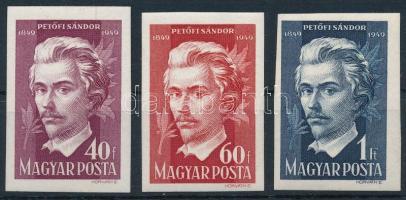 1949 Petőfi Sándor (II.) vágott sor (8.000)
