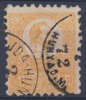 1871 Kőnyomat 2kr, hibátlan szép bélyeg (23.500)