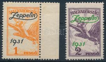 1931 Zeppelin sor (12.000)