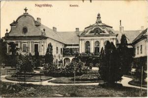 1915 Budapest XXII. Nagytétény, Uradalmi kastély (Rudnyánszky kastély) (EK)