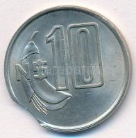 Uruguay 1981. 10P Cu-Ni lapkavég T:1,1- Uruguay 1981. 10 Pesos Cu-Ni planchet edge C:UNC,AU