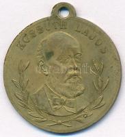1894. Kossuth Lajos / Szabadság, Egyenlőség, Testvériség 1848 Cu emlékérem (30mm) T:2,2-