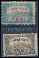 1918 Repülő posta pár (15.000)
