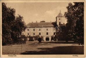 1931 Hédervár, Gróf Khuen-Héderváry kastély