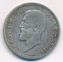 Románia 1911. 2L Ag I. Károly T:2- Romania 1911. 2 Lei Ag Carol I C:VF