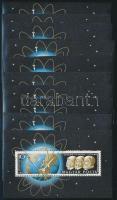1962 10 db Ikarusztól űrrakétáig blokk (22.000)