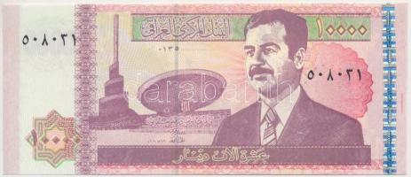 Irak 2002. 10.000D T:I  Iraq 2002. 10.000 Dinars C:UNC Krause 89.