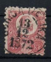 1871 Réznyomat 5kr / Mi. 10 GORICA VELIKA