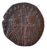 Bizánci Birodalom / Konstantinápoly / VII. Konsztantinosz 920-944. AE Follis (6,43g) T:2-,3 Byzantine Empire / Constantinople / Constantine VII 920-944. AE Follis (6,43g) C:VF,F