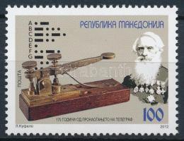 Telegraphy stamp, Távíró bélyeg
