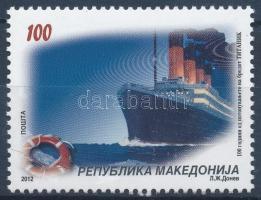 Titanic stamp, Titanic bélyeg