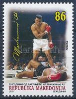 Muhammad Ali stamp, Muhammad Ali bélyeg