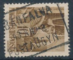 BÁNFALVA postaügynökségi bélyegzés