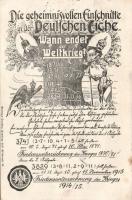 Wann endet der Weltkrieg? Franz Joseph, Wilhelm II, equation