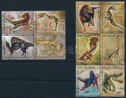 2009 Őskori hüllők sor, Prehistoric reptiles set  Mi 1875-1884
