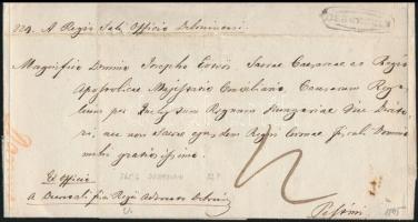 1845 Ex offo DEBRECZIN