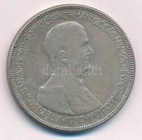 1930. 5P Ag Horthy jobbra T:2-  Adamo P8