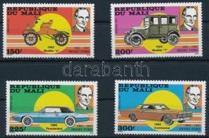 1987 Henry Ford sor, Henry Ford set Mi 1089-1092