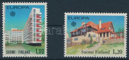 Europa CEPT: Monuments set, Europa CEPT: Műemlékek sor
