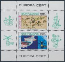 1983 Europa CEPT blokk, Europa CEPT block Mi 4