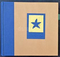Képeslapalbum 192 férőhellyel / Postcard album for 192 postcards (22 cm x 23 cm)