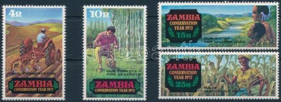 Nature conservation year (II) set, Természetvédelmi év (II) sor
