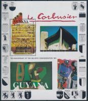 1991 Svájci Államszövetség (II) - Művészet blokk, Swiss Confederation (II) - Art block Mi 134