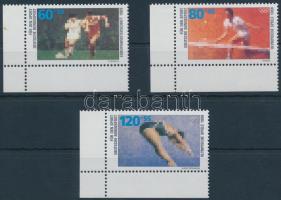 Sporthilfe, Olympics corner set, Sporthilfe, Olimpia ívsarki sor
