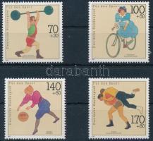 Sporthilfe sor, Sporthilfe set