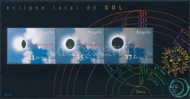 Total eclipse block, Teljes napfogyatkozás blokk