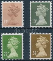 Elizabeth II set, II. Erzsébet brit királynő sor