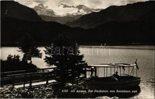 Altaussee, Dachstein / lake, mountain