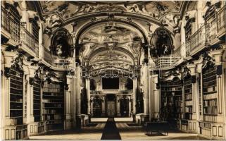 Admont, Stift, Bibliothek / monastery, interior, library