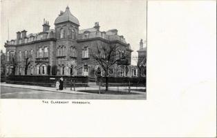 Harrogate, The Claremont, hotel