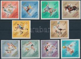 1964 Olimpia IV. vágott sor (4.000)