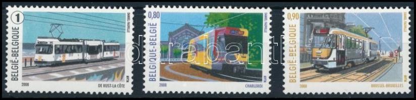 Tram set, Villamosok sor