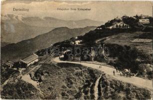 Darjeeling, Jelapahar from Kutapahar, mountains