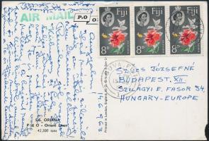 Fidzsi-szigetek 1963