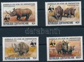 WWF Rhino set, WWF Rinocérosz sor