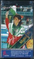 1996 Atlanta, olimpia, Egerszegi Krisztina telefonkártya használatlan, bontatlan csomagolásban. Sorszámozott. Csak 2000 db!