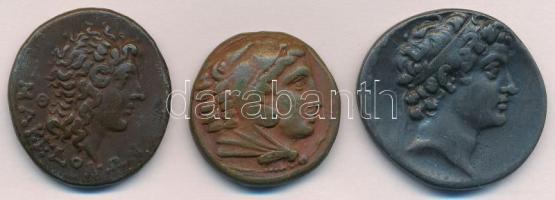 3db klf ókori görög érme modern hamisítványa T:2,2-