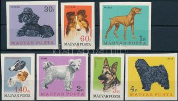 1967 Magyar kutyafajták vágott sor