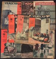 cca 1930 a Tolnai világlapja 9 lapszáma, számos érdekes írással