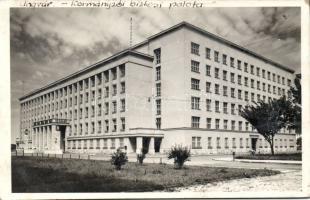 Ungvár, Kormányzói biztosi palota, Uzhhorod, Governor's Palace