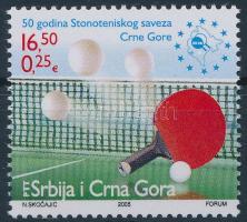 Table tennis stamp, Asztali tenisz bélyeg