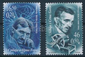 Nikola Tesla set, Nikola Tesla sor