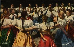 Karicky, Slovensky ludovy umelecky kolektiv / Slovakian folk dance, folklore