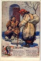 Chudoba, Antos Frolka, Slovácké Pisne, Serie II. / Slovakian folk song, old peasants, folklore (EK)