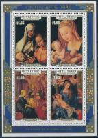 Karácsony, Dürer blokk, Christmas, Dürer block