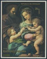 Christmas, Raphael block, Karácsony, Rafael blokk